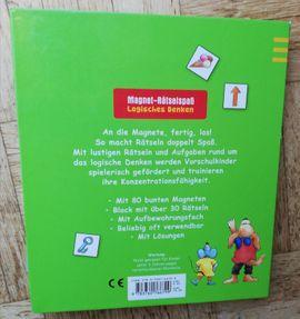 Magnet Rätselspaß Logisches Denken: Kleinanzeigen aus Ottobrunn - Rubrik Gesellschaftsspiele