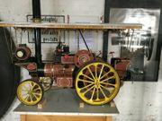 Dampfmaschinenmodell Nachbau Garret Sons mit