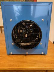 Trotec Lufterhitzer elektrisch 3 kW