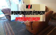 Entrümpelung und Wohnungsauflösung Haushaltsauflösung Nürnberg