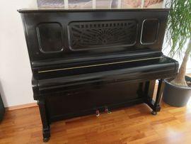 Klavier Steinway & Sons 132K, restauriert