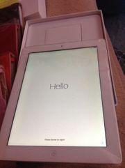 Apple Tablet Ipad 4 weiß
