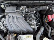 Motor Nissan QASHQAI 2013 HR16DE
