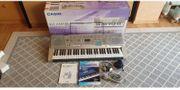 Casio Keyboard LK300tv inkl Ständer
