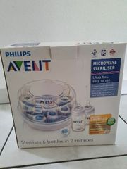 Avent Mikrowellen Sterilisator