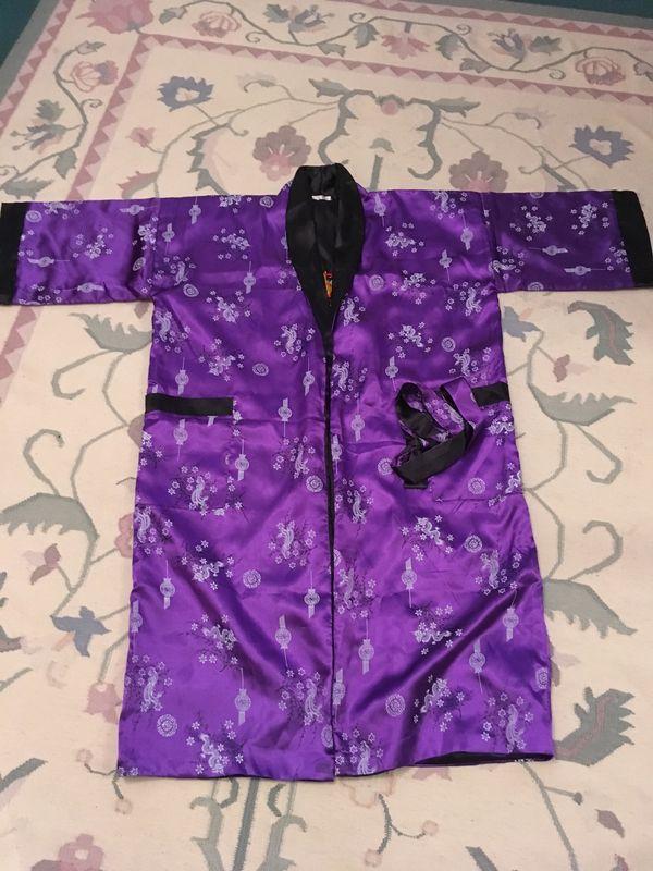 NEU - Kimono beidseitig tragbar