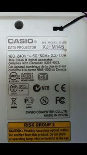Casio XJ-M145