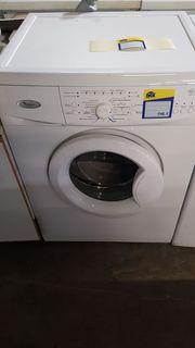Waschmaschine 6 Kg AA gepflegt -