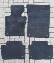 Veloursmatten Fußmatten original für BMW