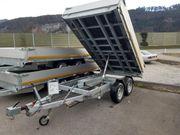 Kipper PKW Anhänger 3000kg 2