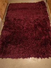 tischteppich lila violett 1 2x1