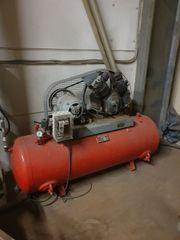Kompressor mit 500 liter Behälter