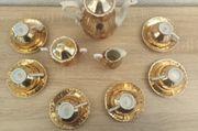 Goldenes Tee Service Wiesau Mayer