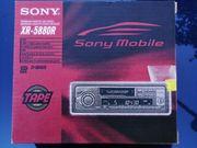 AUTO RC- Sony Lautsprecher