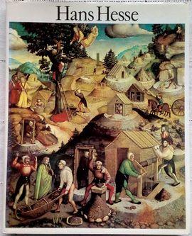 Hans Hesse, ein Maler der Spätgotik in Sachsen von Ingo Sandner