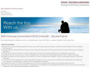 SAP Inhouse Consultant FI CO