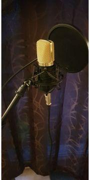 studio Mikrofone und Zubehör
