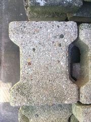 H-Steine Knochensteine ca 50m²
