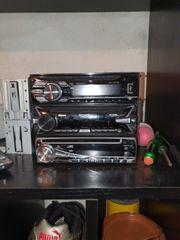 Autoradio Sony JVC und name