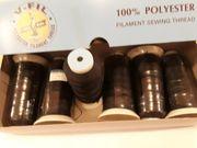 Garn Nähgarn Filametgarn 100 Polyester