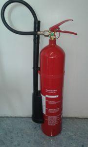 Minimax Co2 Feuerlöscher CS5c-4 5Kg