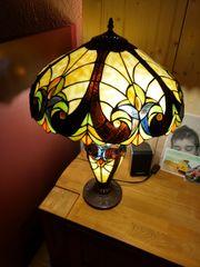Außergewöhnlich reduziert die Tiffany-Jugendstil-Lampe