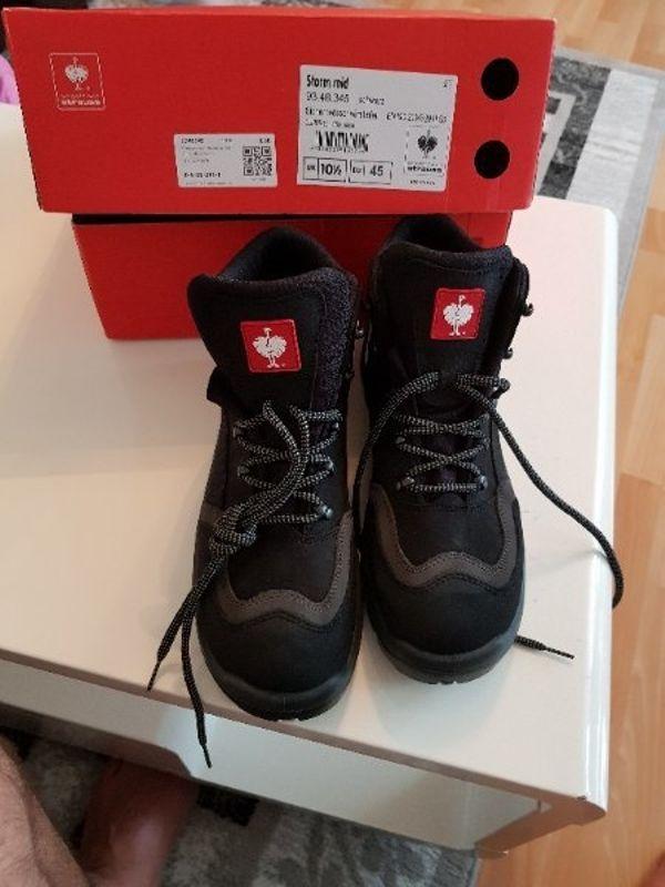 Arbeitsschuhe S3 Von Engelbert In Wiesloch Schuhe Stiefel Kaufen