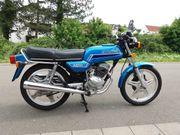 Honda CB 125 T - TÜV