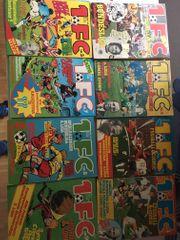 alte Fußball Comics Taschencomic 1