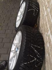 Original BMW Alu Felgen in