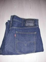 Levis Jeans 514 Denim Herrenjeans