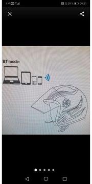 Bluetooth Headset für alle Helme
