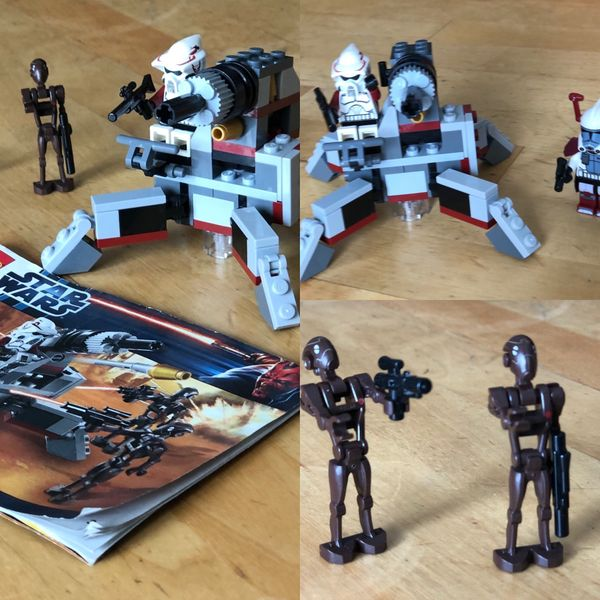 LEGO Star Wars - ARC Trooper