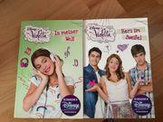 Disney Violetta Bücher 5EUR für