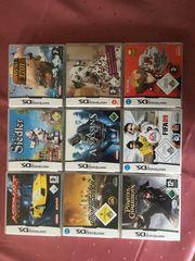 Nintendo-Spiele