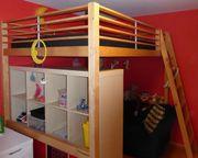 Hochbett Massivholz Gebraucht : Kinderzimmer jungen gebraucht und design mit hochbett