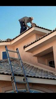 arbeiten alles Dachdecker