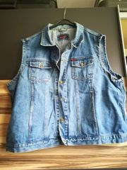 Herren Jeansweste JEAXXS 5XL
