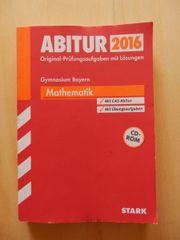 Abitur-Prüfungsaufgaben Mathematik