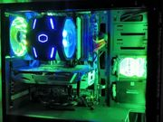 Gaming PC edles Design mit