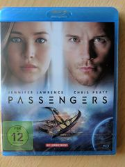 Passengers 2016 Blu-ray NEU OVP