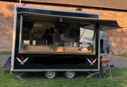 Imbisswagen Foodtrailer zu verkaufen von