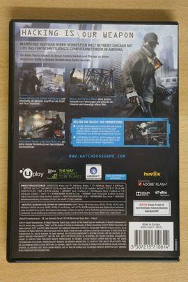 PC-Spiele - Watch Dogs - 100 Uncut - PC