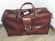 Reisetasche Kunstleder