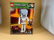 Lego Minecraft Skeleton 21150 Neu