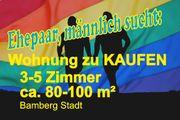 Eigentumswohnung in Bamberg gesucht