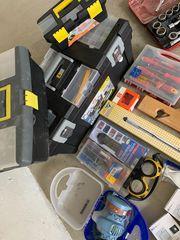 Werkstattauflösung Tischkreissäge Werzeug alle Bilder anschauen
