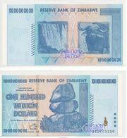 Zimbabwe Dollar gesucht
