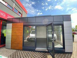 Sonstiger Gewerbebedarf - Bürocontainer Gartenhaus Baustellencontainer -neu - auch