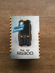 Ruggear RG300 - IP68 Mobiltelefon ohne